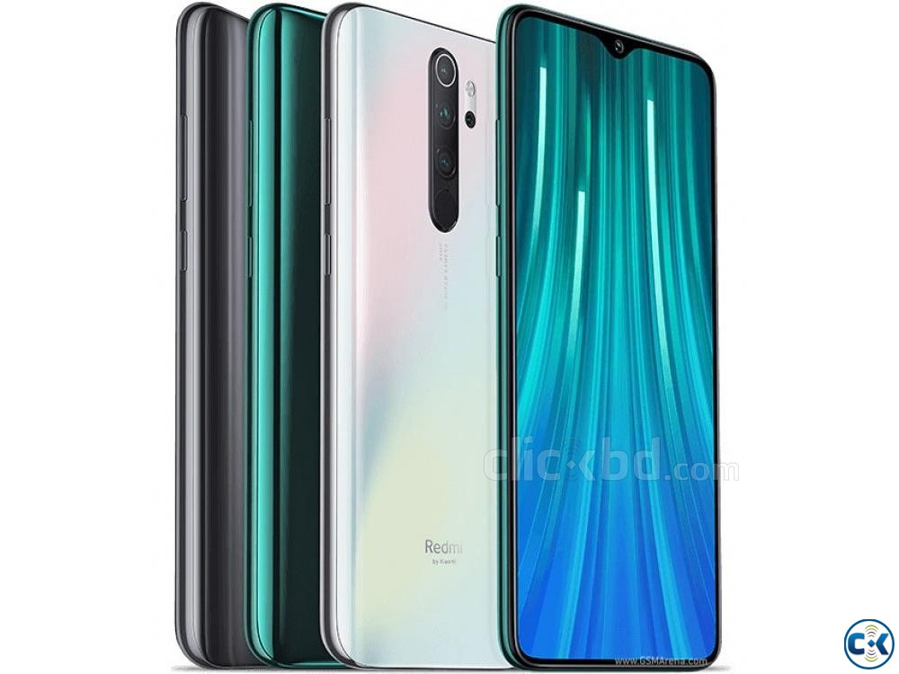 Xiaomi Note 8 Pro 128GB Black Blue White Green 6GB RAM  | ClickBD large image 3