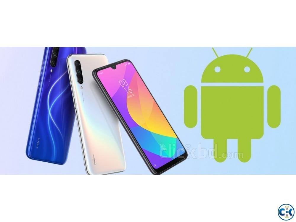 Xiaomi Mi A3 128GB Black Blue 6GB RAM  | ClickBD large image 0