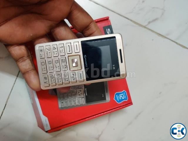 Smart S36 mini Card Phone | ClickBD large image 0