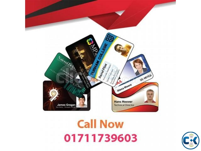 Id card print service in Bandarban | ClickBD large image 0