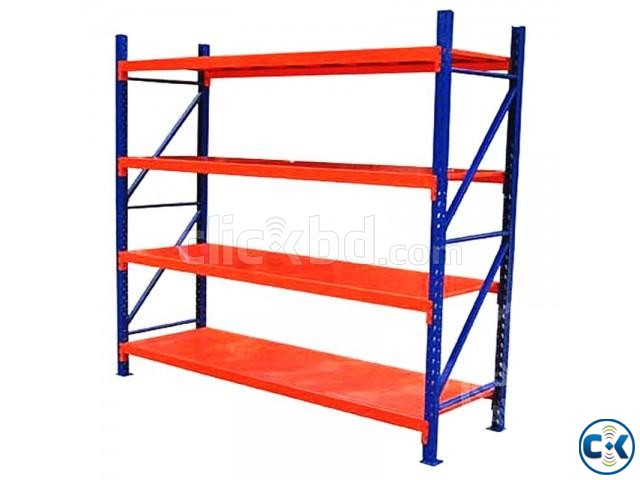 Industrial Warehouse Rack | ClickBD large image 0