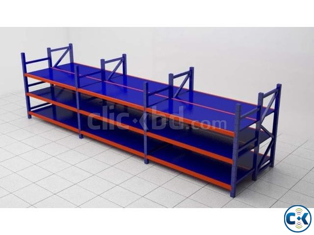 Industrial Warehouse Rack | ClickBD large image 1
