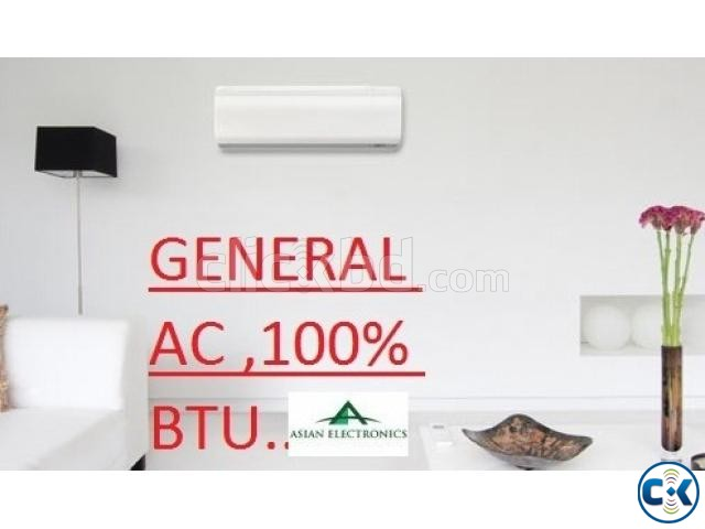 T General 2.5 Ton New AC 30000 BTU split | ClickBD large image 0