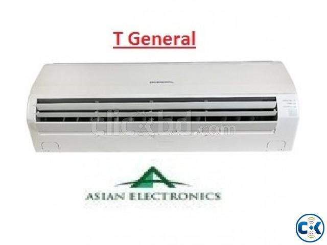 T General 2.5 Ton New AC 30000 BTU split | ClickBD large image 1
