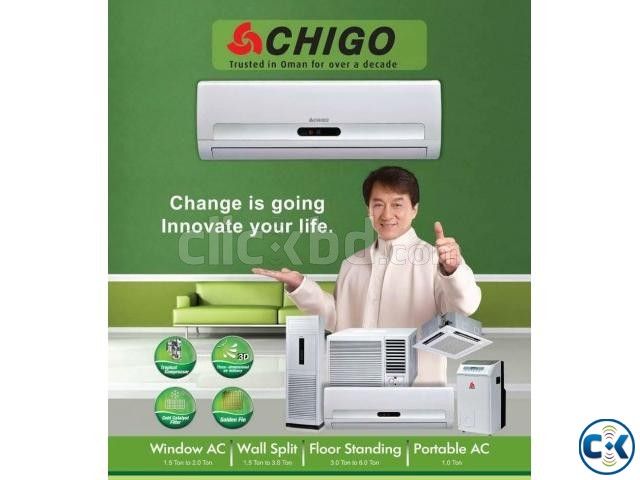 Spring Offer Chigo 1.5 Ton AC. | ClickBD large image 0