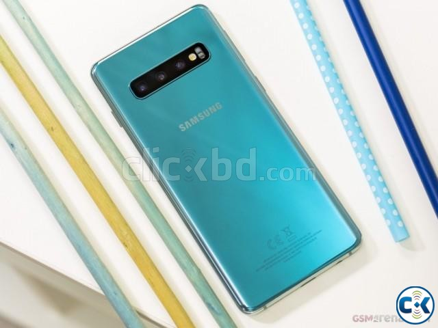 Samsung Galaxy S10 128GB Black Blue 8GB RAM  | ClickBD large image 1