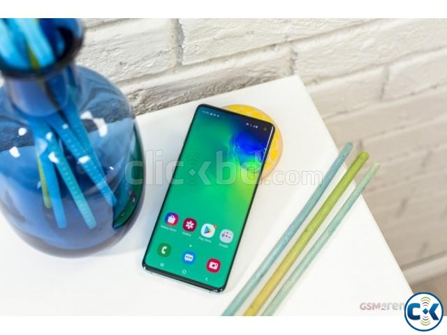 Samsung Galaxy S10 128GB Black Blue 8GB RAM  | ClickBD large image 2
