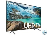Samsung 55 Inch Flat Smart 4K UHD TV -55RU7100