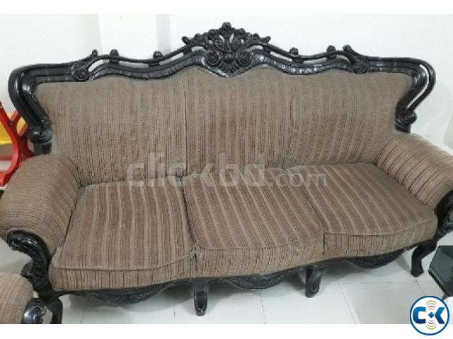 Sofa Set | ClickBD large image 1