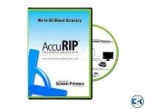 Accurip 1.03 Build 12 - Software Rip for Epson