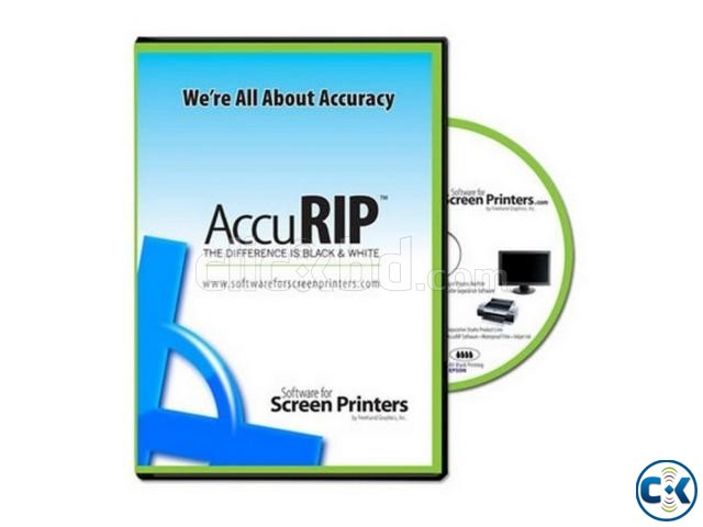 Accurip 1.03 Build 12 - Software Rip for Epson | ClickBD large image 0