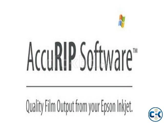 Accurip 1.03 Build 12 - Software Rip for Epson | ClickBD large image 1