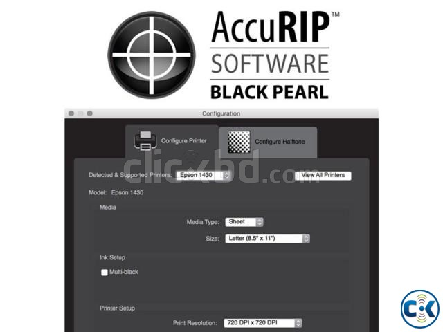 Accurip 1.03 Build 12 - Software Rip for Epson | ClickBD large image 3