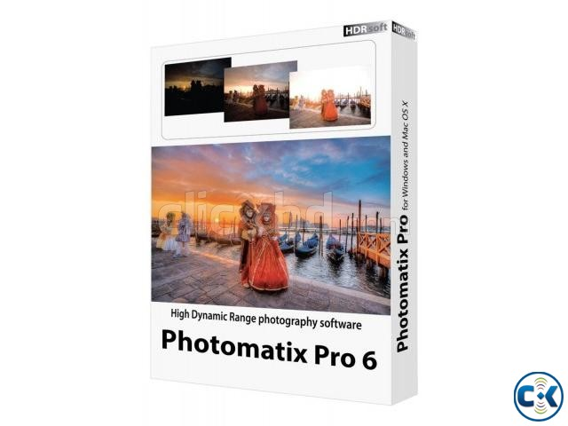 Hdr Photomatix Pro 6.0 - FOR Windows 32 64 Bit | ClickBD large image 0