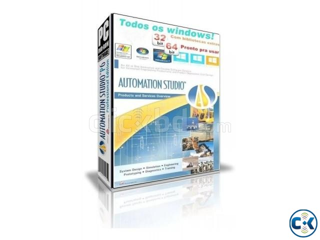 Automation Studio 6.0 - 64 Bit - Virtual Machine | ClickBD large image 0