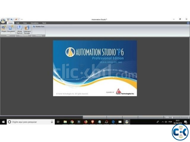 Automation Studio 6.0 - 64 Bit - Virtual Machine | ClickBD large image 1
