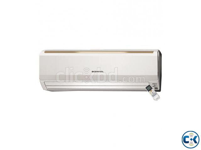 New Arrival General 1 Ton AC 12000BTU Model ASH12USCCW | ClickBD large image 1