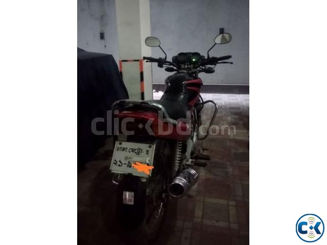 Old Fazer 125cc running bike for sell | ClickBD large image 0
