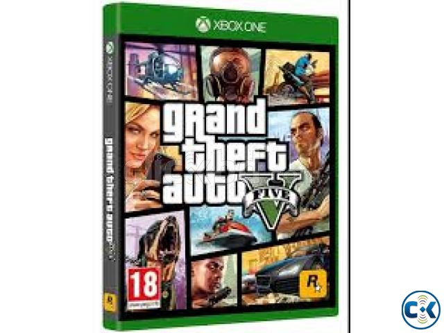 GTA V XBOX ONE | ClickBD large image 0