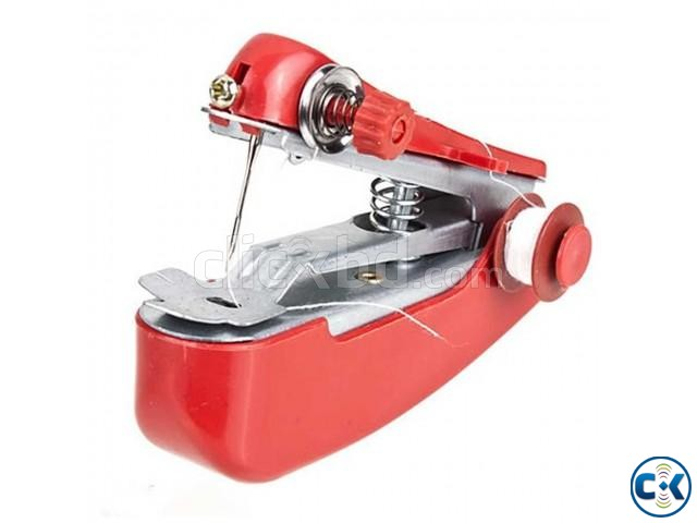 Mini Hand Sewing Machine | ClickBD large image 0