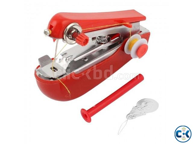 Mini Hand Sewing Machine | ClickBD large image 1