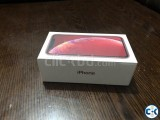 iphone XR 64 GB Red brand new intact box