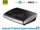 JMGO U1 DLP Projector Laser TV 4K Price In BD
