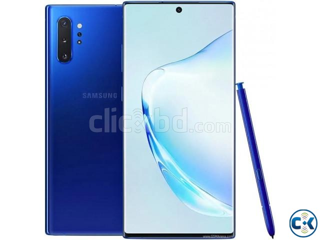 Samsung Galaxy Note 10 256GB Glow Black White 12GB RAM  | ClickBD large image 0