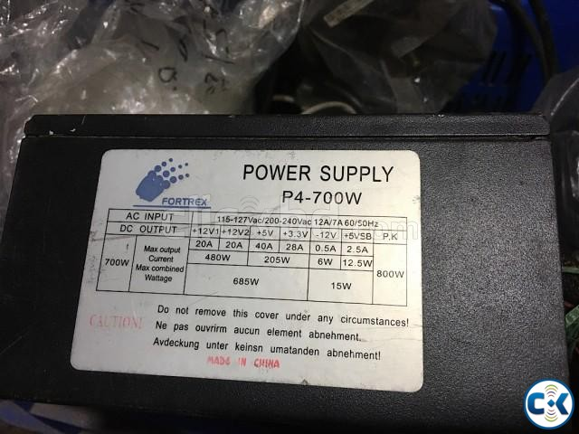 Power supply 700W | ClickBD large image 0