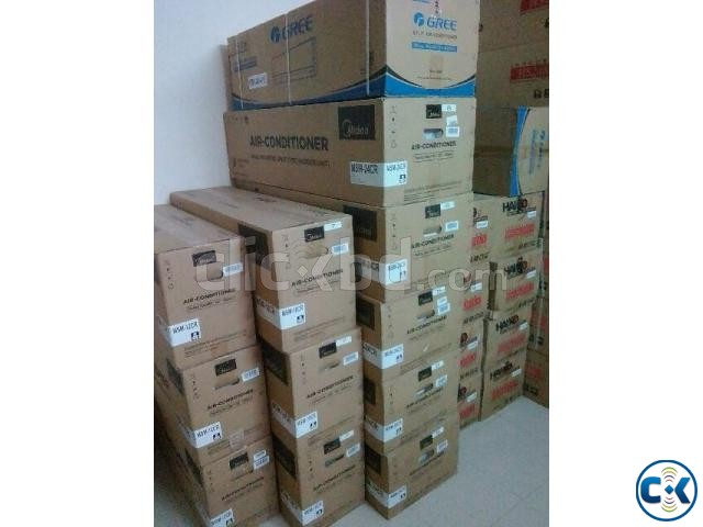 Hot Cool Gree Inverter 1.5 Ton AC | ClickBD large image 1