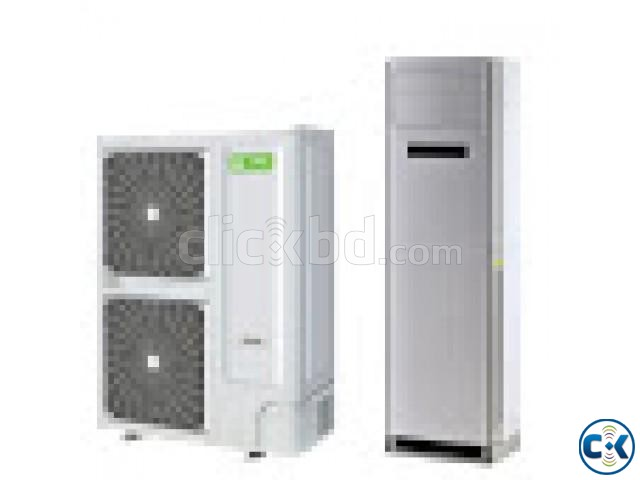NEW CHIGO FLOOR STANDING AC Air-Conditioner 5.0TON CF-60CH-A | ClickBD large image 0