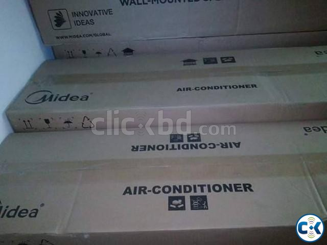 1.5 TON MIDEA AC Best Cooling | ClickBD large image 1