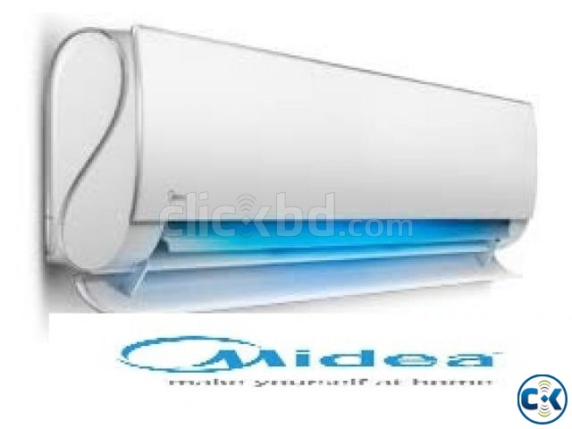 1.0 TON MIDEA AC Best Cooling | ClickBD large image 0