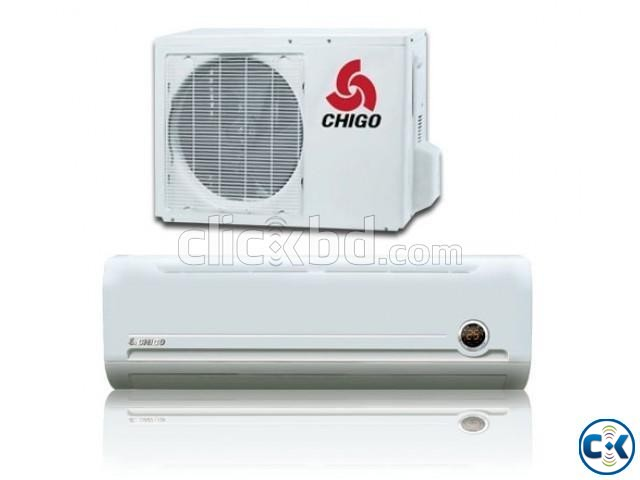 1.0 ton Chigo Air Conditioner ac 172 Model | ClickBD large image 1