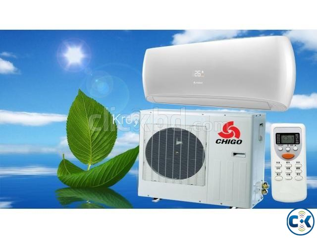 1.0 ton Chigo Air Conditioner ac 172 Model | ClickBD large image 2