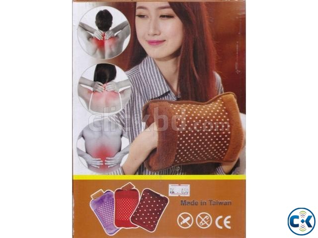 Electric Hot Water Bag pain remover | ClickBD large image 2