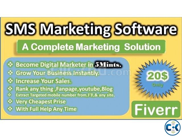 Sms marketing software | ClickBD large image 0