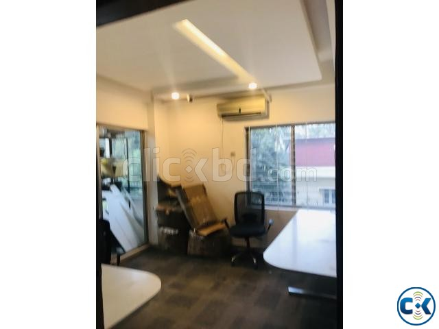 Fully Decorated Office Rent at Banani Sublate  | ClickBD large image 1