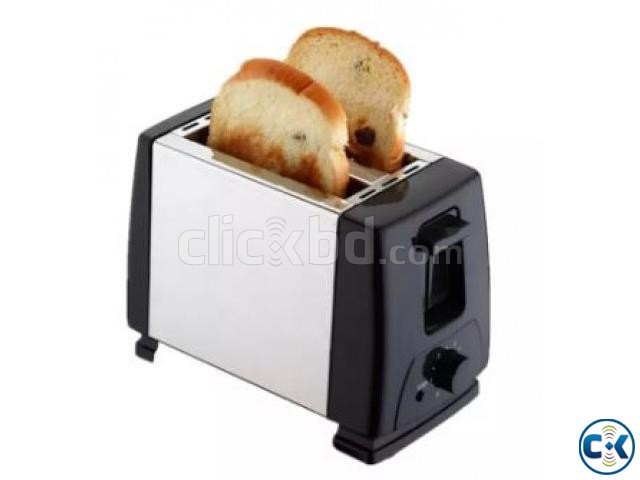 MONDA Electric Automatic 2 Slice Bread Toaster Oven Toaster | ClickBD large image 0