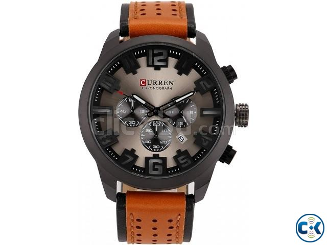 Original Curren 8289 Watch | ClickBD large image 0