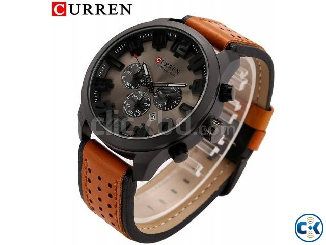 Original Curren 8289 Watch | ClickBD large image 1