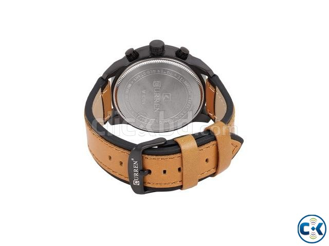 Original Curren 8289 Watch | ClickBD large image 3