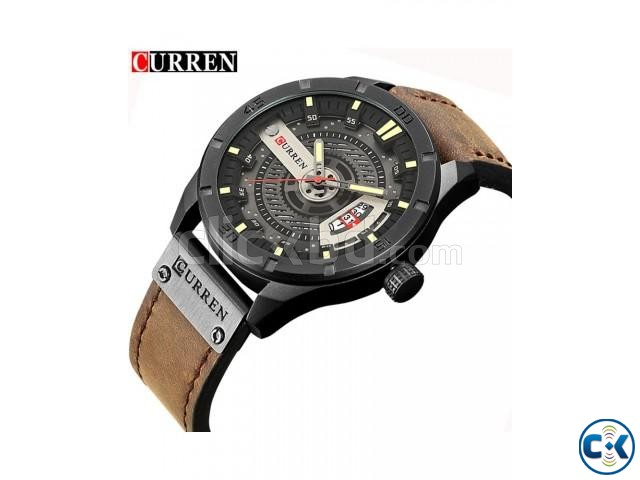 Original Curren 8301 Watch | ClickBD large image 0