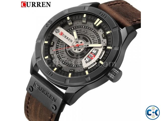 Original Curren 8301 Watch | ClickBD large image 3