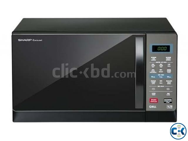 Sharp R607EK Microwave Oven with Grill | ClickBD large image 2
