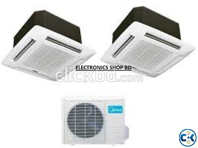 Big Offer Midea 5 Ton Ceiling AC 60000BTU | ClickBD large image 0