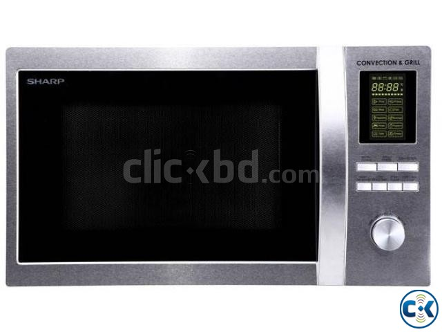 Sharp R354ast Microwave Oven With