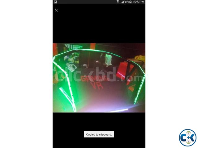 Flexible LED Neon Light with Driver with Remote Control | ClickBD large image 0