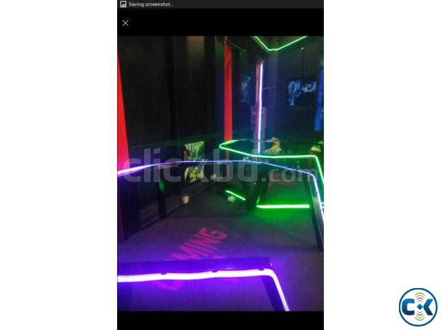 Flexible LED Neon Light with Driver with Remote Control | ClickBD large image 4