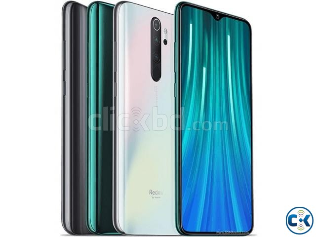 Xiaomi Note 8 Pro 128GB Black Blue White Green 6GB RAM  | ClickBD large image 0